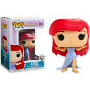 The Little Mermaid POP! Disney Vinyl Figure Ariel (Purple Dress) 9 cm