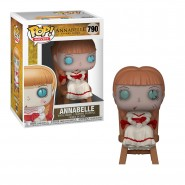 The Conjuring POP! Movies Vinyl Figure Annabelle in Chair 9 cm