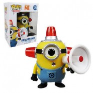 Despicable Me 2 POP! Movies Vinyl Figure Fire Alarm Minion 9 cm
