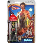 Big Trouble in Little China ReAction Action Figure Lo Pan 10 cm