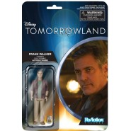 Tomorrowland ReAction Action Figure Frank Walker 10 cm