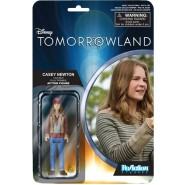 Tomorrowland ReAction Action Figure Casey Newton 10 cm
