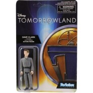 Tomorrowland ReAction Action Figure Dave Clark 10 cm
