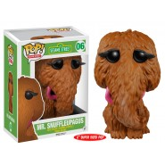 Sesame Street POP! TV Vinyl Figure Mr Snuffleupagus 15 cm