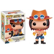 One Piece POP! Television Vinyl Figure Portgas D. Ace 9 cm