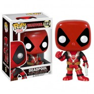 Marvel Comics POP! Vinyl Bobble-Head Deadpool Thumb Up 10 cm