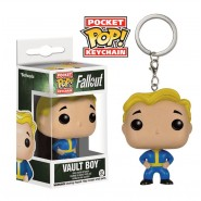 Fallout Pocket POP! Vinyl Keychain Vault Boy 4 cm