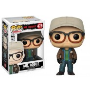 Mr. Robot POP! TV Vinyl Figure Mr. Robot 9 cm