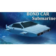 Bond Car Submarine