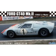Ford Gt40 Le Mans 1966