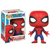 Spider-Man Homecoming POP! Marvel Vinyl Figure Spider-Man 9 cm
