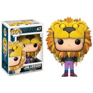 Harry Potter POP! Movies Vinyl Figure Luna with Lion's Head 9 cm