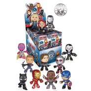 Captain America Civil War Mystery Mini Figures 6 cm x 1