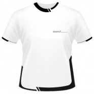 Assassin's Creed Abstergo Sublimation Trikot T-Shirt White (SIZE: XL)