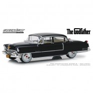 The Godfather Diecast Model 1/24 1955 Cadillac Fleetwood Series 60