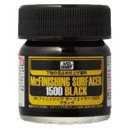 Mr. Finishing Surfacer 1500 Black (40ml)