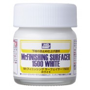 Mr. Finishing Surfacer 1500 White (40ml)