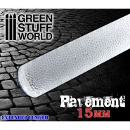 Rolling Pin Pavement 15mm
