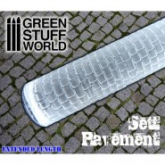 Rolling Pin Set Pavement