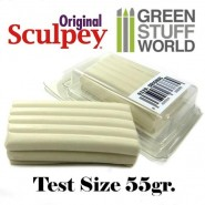 Super Sculpey White Original 55 gr.