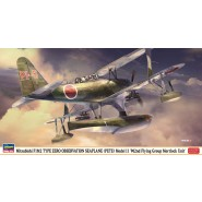 "Mitsubishi F1M2 Type Zero Observation Seaplane (Pete) Model 11 ""934th Flying Group Mortlock Unit"""