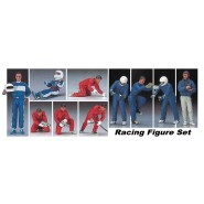Racing Figure Set (10 figure parts in the box)
