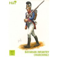 Bavarian Infantry (Marching)