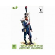 French Chasseurs Action. 32 figures per box