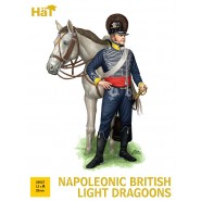 Napoleonic British Light Dragoons