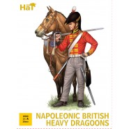 Napoleonic British Heavy Dragoons