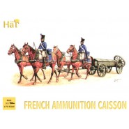 French ammunition Caisson