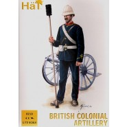 British Colonial Artillery