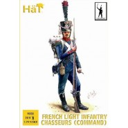 French Chasseurs Command. 32 figures per box