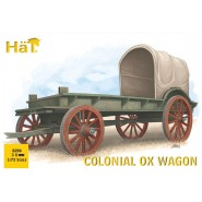 Colonial Ox drawn Wagon (3 wagons per box)