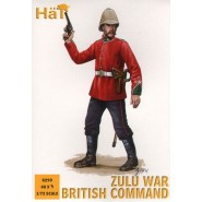 Zulu War British Command x 48 figures