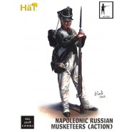 Russian Infantry Action (Napoleonic Period) Re-released!