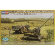 2cm Flak 38 Late Version / Sd. Ah 51