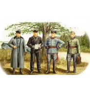 German Officers (WWII)