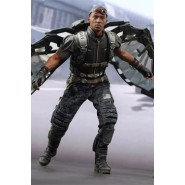 Captain America The Winter Soldier Movie Masterpiece MMS 245 Action Figure 1/6 Falcon 30 cm