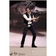 Star Wars Movie Masterpiece MMS 261 Action Figure 1/6 Han Solo 30 cm