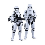 Star Wars Episode VII Movie Masterpiece MMS 319 Action Figure 2-Pack 1/6 First Order Stormtroopers