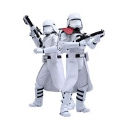 Star Wars Episode VII Movie Masterpiece MMS 323 Action Figure 2-Pack 1/6 First Order Snowtroopers