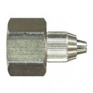 "HOSE CONNECTION G 1/4"" FEMALE THREAD WITH SCREW SOCKET FOR HOSE 4X6MM"