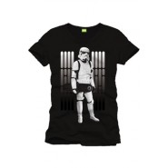 Star Wars - Skate Trooper T-Shirt - Black (Size: L)
