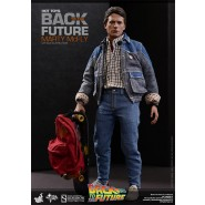 Back to the Future Movie Masterpiece MMS 257 Action Figure 1/6 Marty McFly 28 cm