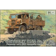 Chevrolet C15A No.Cab 13 Personnel Lorry (2H1 composite wood and steel body)