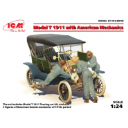 Model T 1911 Touring with American Mechanics
