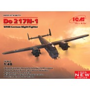 Dornier Do-217N-1 WWII German Night Fighter (100% new molds)