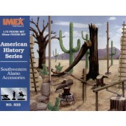 Southwestern Alamo accessories