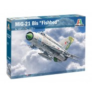 Mikoyan MiG-21bis  ''Fishbed'' SUPER DECALS FOR 3 VERSIONS - COLOR INSTRUCTIONS SHEET